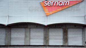 L'entreprise de transport Sernam, en redressement judiciaire, ici à Strasbourg