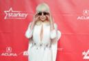 Lady Gaga, le 24 janvier 2014 à Los Angeles.