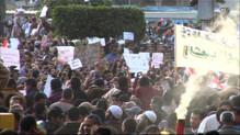 Manifestation au Caire contre Hosni Moubarak, 1/2/11