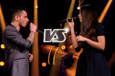 Maximilien Philippe VS Noémie Garcia – La Battle sur « Sorry seems to be the hardest world » (Elton John) - The Voice 3