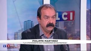 """Philippe Martinez sur la baisse du chômage : """"On est en train de valider la précarité"""""""