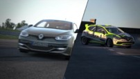 Project Cars 2015 Renault Clio Mégane
