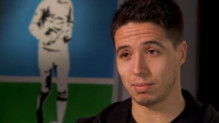 Samir Nasri dans Tlfoot le 19 mai 2013