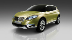 Suzuki S-Cross Concept 2012