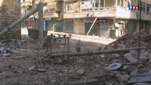 Syrie : retrait progressif des rebelles à Alep