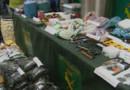 TF1-LCI : Plus de 100 kg d'explosifs saisis le 31 mars 2007 en Espagne