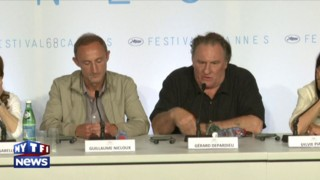 Cannes 2015 : quand Gérard Depardieu confond l'URSS et la Russie