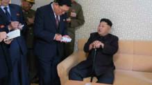 Corée du Nord : Kim Jong-un, le 14/10/14
