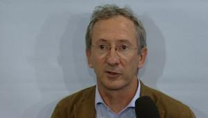 Franck Riboud, PDG de Danone