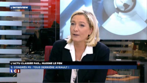 Marine Le Pen : Ayrault ? une guimbarde en panne !
