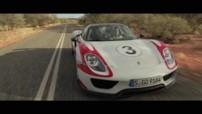 Porsche 918 Spyder 350 km/h Australie 2015