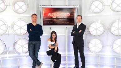 Présentateurs d'Automoto