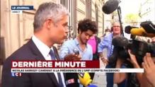 """Retour de Sarkozy: """"un nouveau souffle, un nouvel élan"""" qui """"donnent envie"""""""