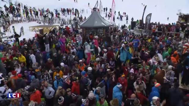 Ski et fêtes : rencontre avec le fondateur de la Folie douce