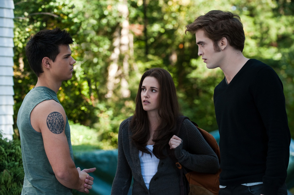 Twilight - Chapitre 3 : Hésitation de David Slade, Taylor Lautner, Kristen Stewart, Robert Pattinson