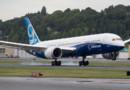 Un Boeing 787 Dreamliner en septembre 2013
