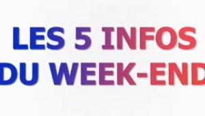 cinq infos week-end vite lu bien vu