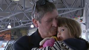 Elise et son père
