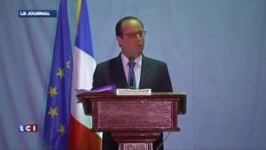Manifestation pro-palestinienne : François Hollande monte au créneau