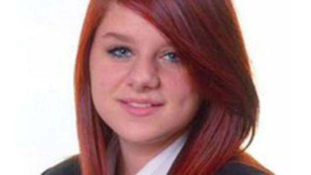 Megan, 15 ans, avait fugué avec son professeur de mathématiques.