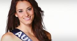 Morgane Laporte, Miss Auvergne 2014, prétendante au titre de Miss France 2015