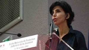 Rachida Dati ministre de la Justice