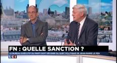 """FN : """"La situation du pays exige l'unité du mouvement"""", affirme Bruno Gollnisch"""