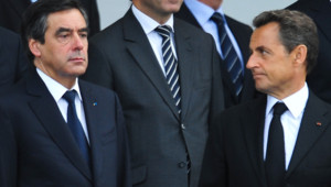 François Fillon Nicolas Sarkozy