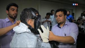 Le 20 heures du 23 août 2013 : Syrie : l'ONU veut des r�nses claires - 1067.762