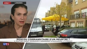 """Moscou commanditaire d'un meurtre : """"L'ambassadeur de Russie va être convoqué"""""""