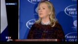 Hillary Clinton est sortie de l'hôpital