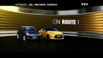 Essai Duel : Mini cooper vs Citroen DS3