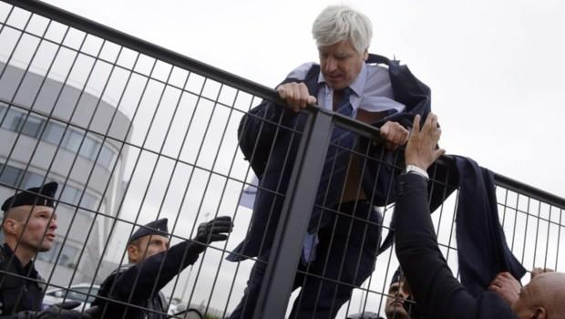Air France violences SNPL syndicat Pierre Plissonnier