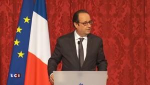"""COP 21 : François Hollande parle d'""""instant décisif"""""""