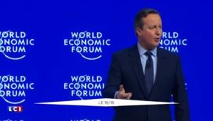 David Cameron réaffirme qu'il y aura un référendum sur la sortie ou non de l'Europe