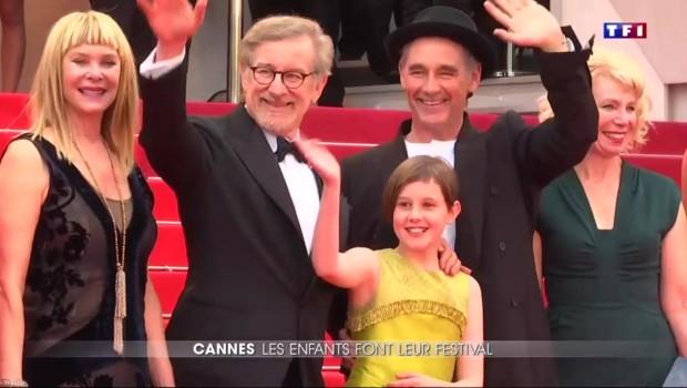Festival de Cannes : les enfants à l'honneur sur la Croisette