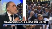 """""""Haïti est le pays le plus francophone d'Amérique"""", pour François Durpaire"""