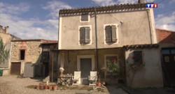 Le 13 heures du 21 août 2014 : Aude : un couple de Britanniques emmur�dans sa maison par un voisin - 664.8292440032959