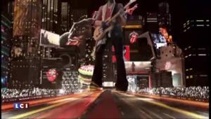 Les Rolling Stones s'exposent à Londres