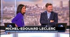 Michel-Edouard Leclerc : la guerre des prix