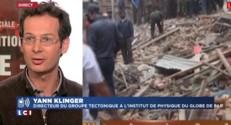 """Népal : """"Une réplique fragilise encore plus les bâtiments endommagés"""" selon un sismologue"""
