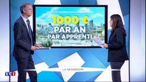 """Relancer l'apprentissage, le défi """"quasi-impossible"""" de François Hollande"""