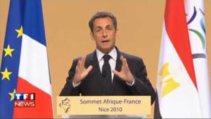 Sarkozy veut un siège permanent à l'Onu pour l'Afrique