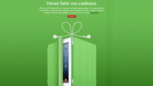 Apple, le Black Friday