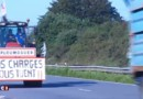 Éleveurs en colère : les premiers tracteurs ornés du drapeau breton en route pour Paris