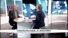 L'invité politique d'Arlettre Chabot : Michel Wieviorka