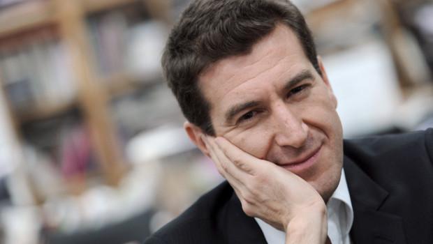 Matthieu Pigasse, patron de la banque Lazard et propriétaire des Inrockuptibles (22 décembre 2010)