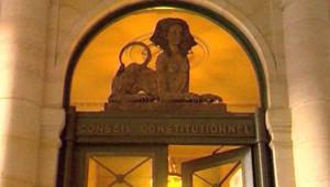 TF1/LCI : Conseil constitutionnel