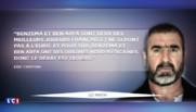 Cantona accuse Deschamps de racisme pour expliquer la non sélection de Ben Arfa et Benzema