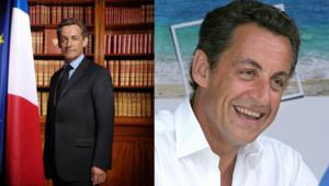 Facebook Nicolas Sarkozy